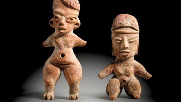 México denuncia a empresa alemana que subastará 74 piezas arqueológicas