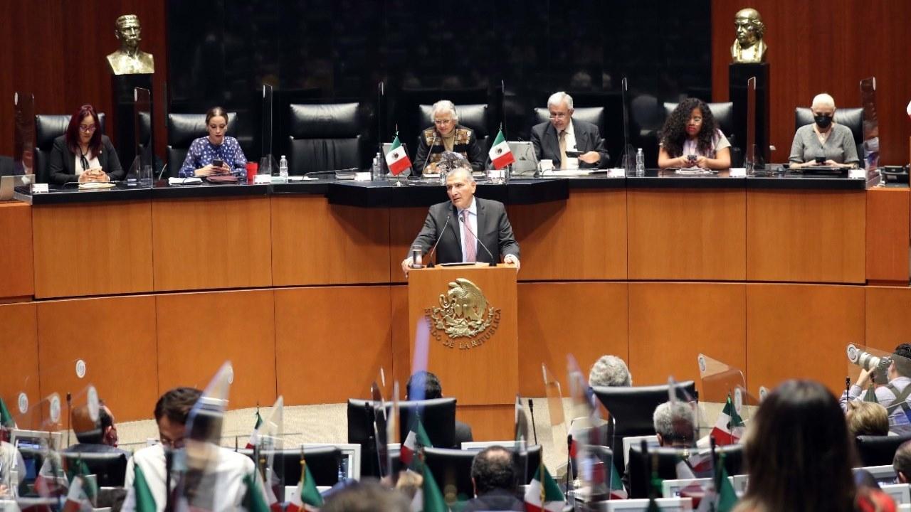 Gobernación llama a senadores a dejar diferencias y construir acuerdos