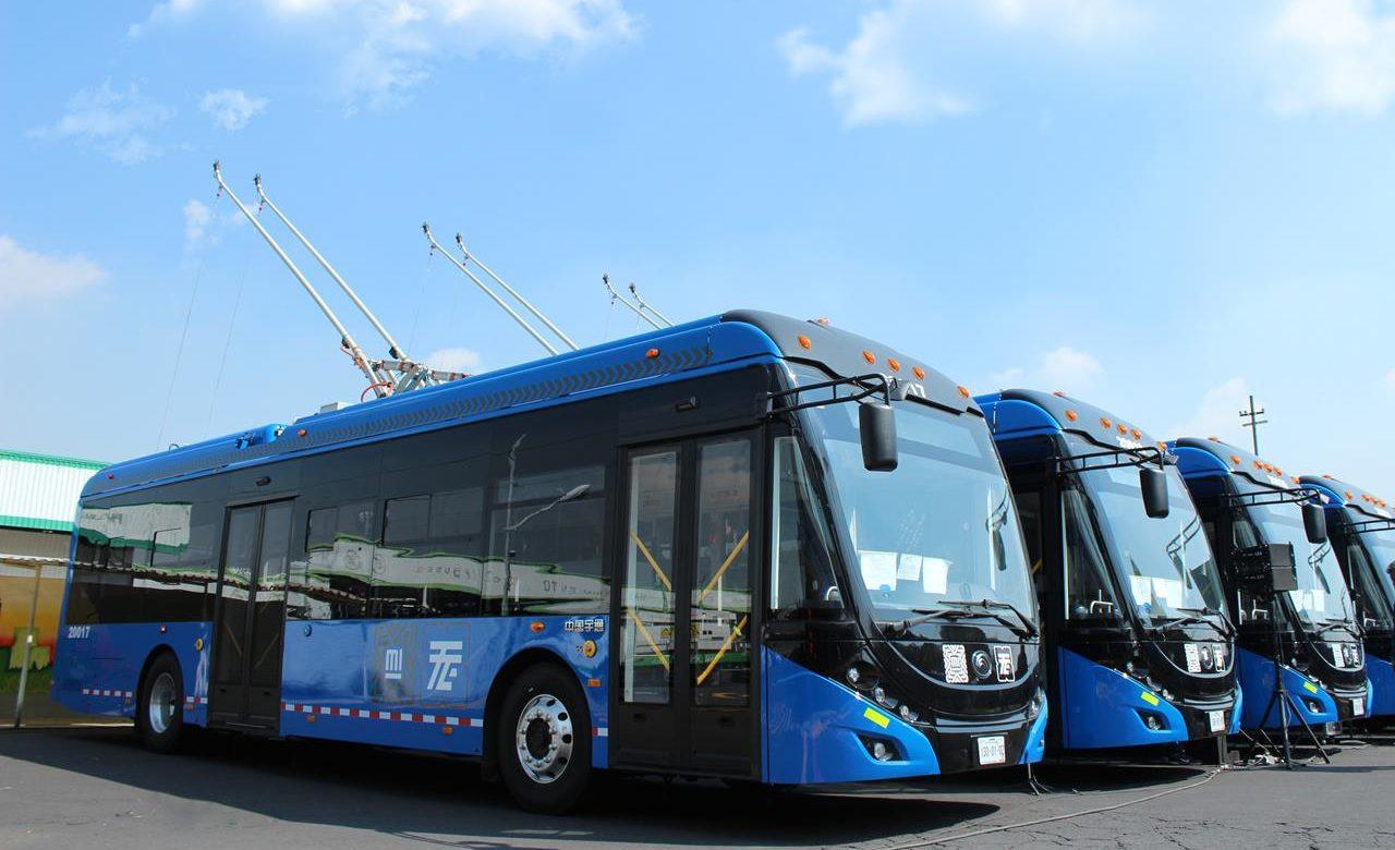 Invertirán 15,000 mdp para Trolebús a Chalco y trenes para la Línea A del Metro