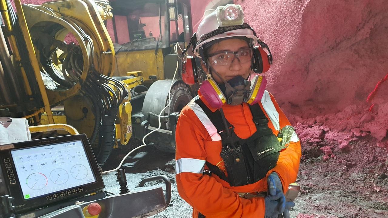 Así ha crecido participación de mujeres en la minería; antes de 2008 no había