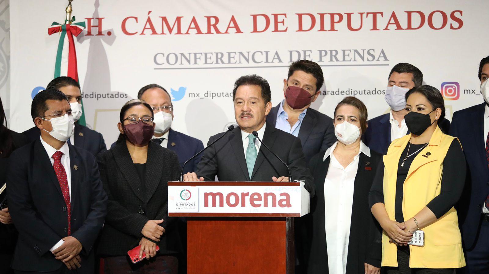 Turnan a comisiones reforma eléctrica; Morena dice confiar en el PRI
