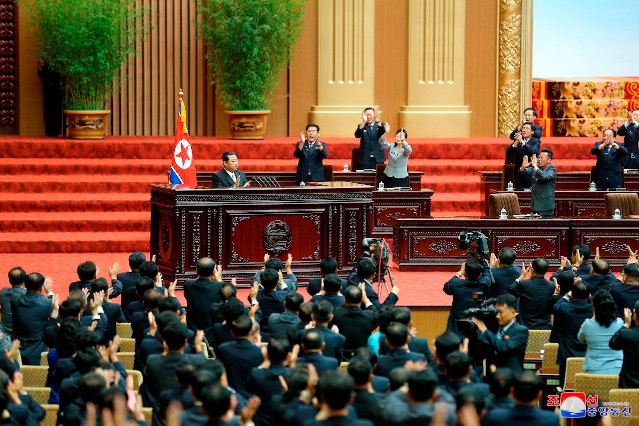 Corea del Norte conmemora el 76 aniversario de partido único sin desfile militar