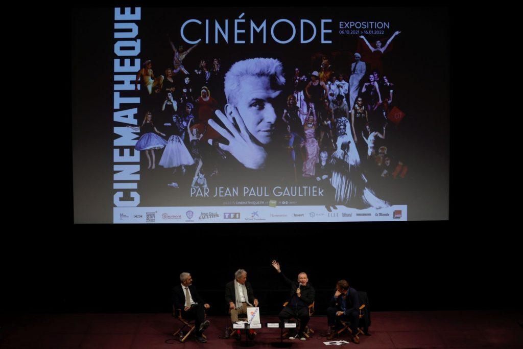 Jean Paul Gaultier Cinemode