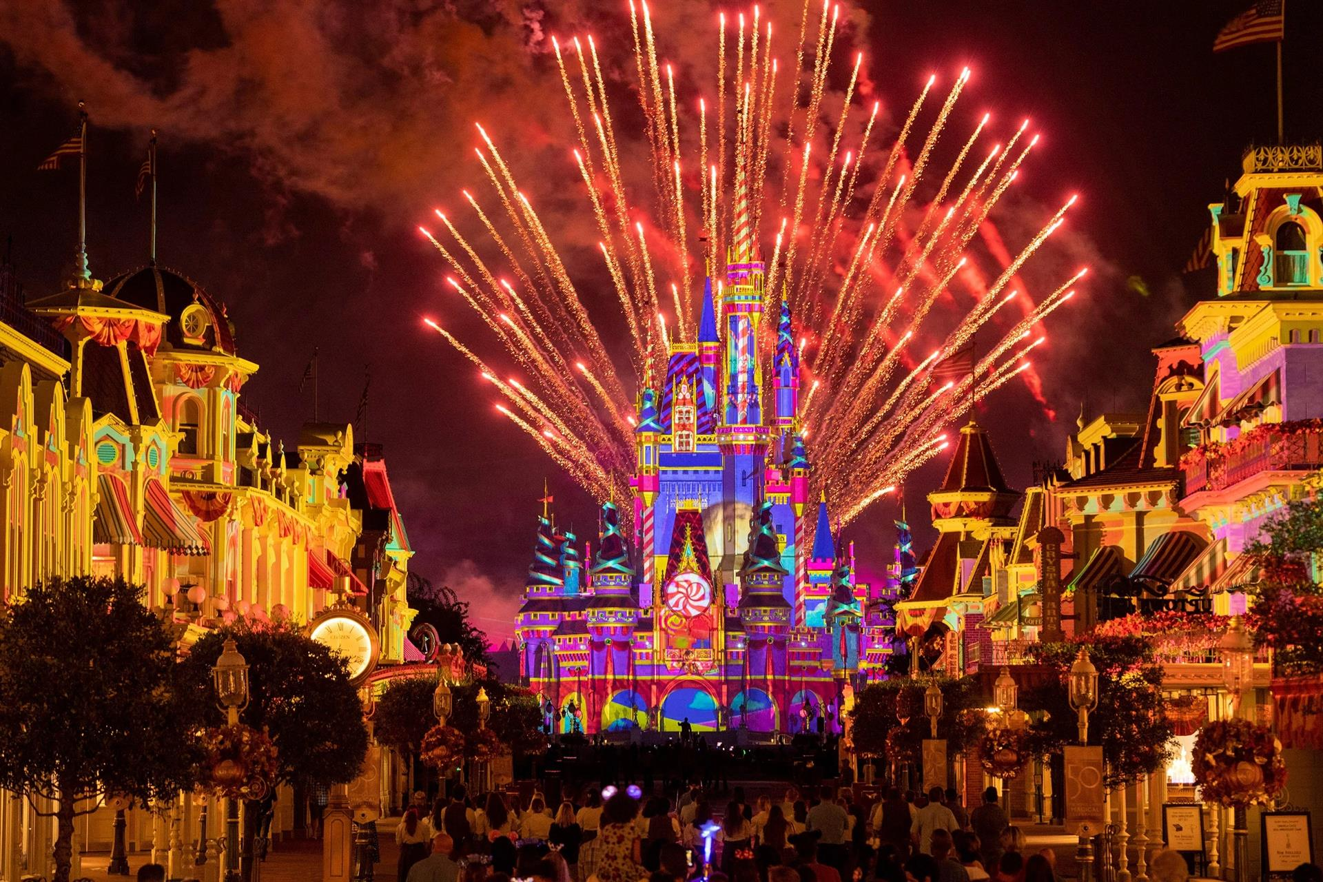 Diez curiosidades sobre Walt Disney World en sus 50 años de magia