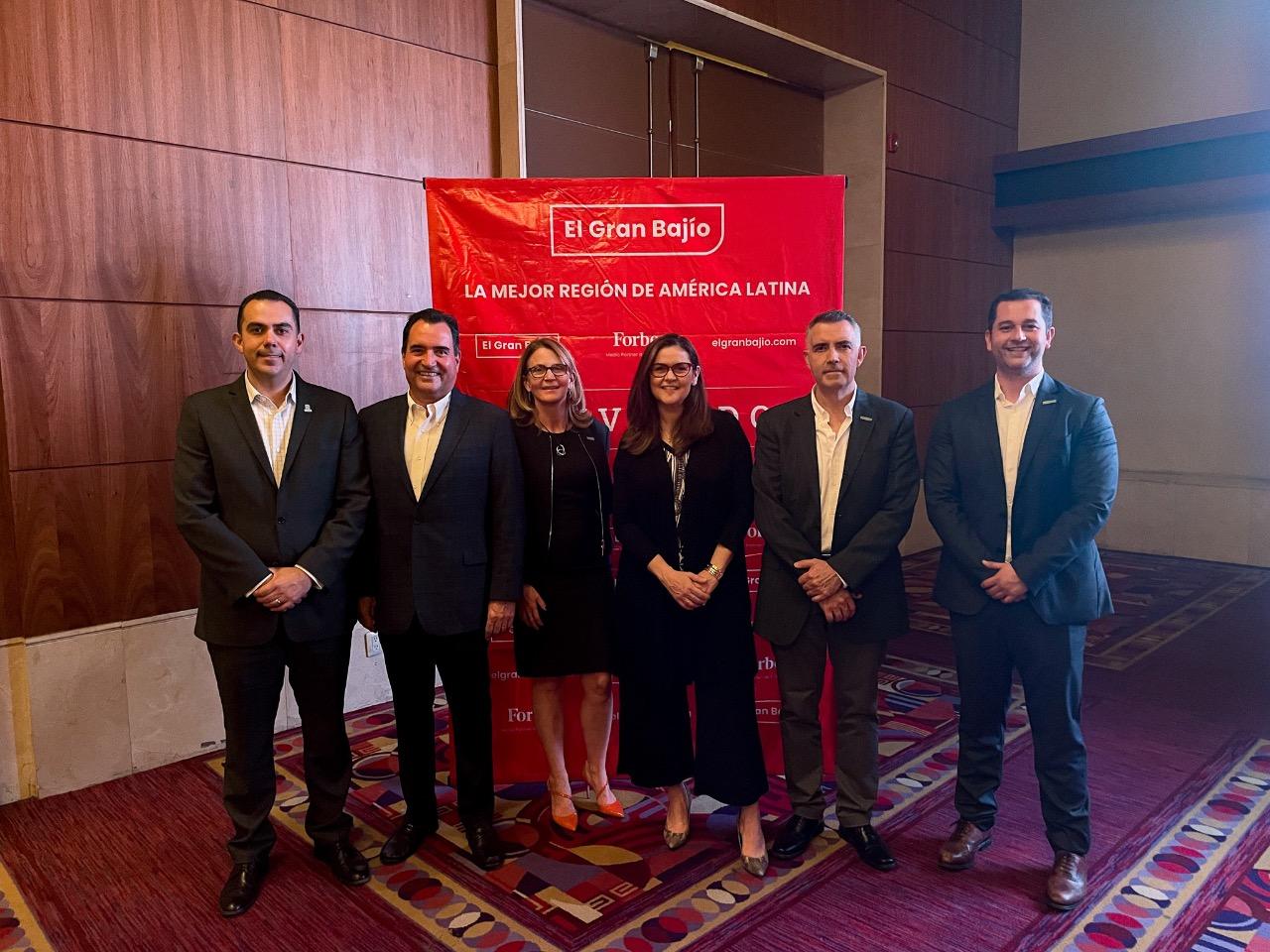Enlace Forbes llega a Aguascalientes de la mano de El Gran Bajío