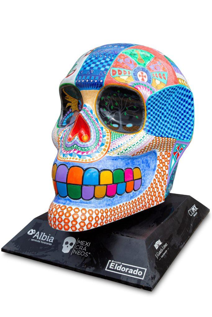 Mexicráneos Cráneos monumentales