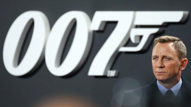 Daniel Craig. James Bond