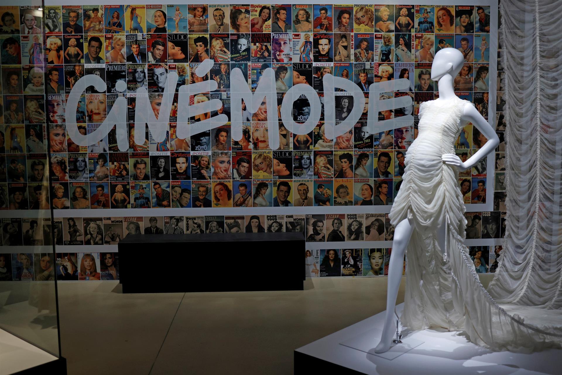 Jean Paul Gaultier muestra el cine que lo convirtió en diseñador