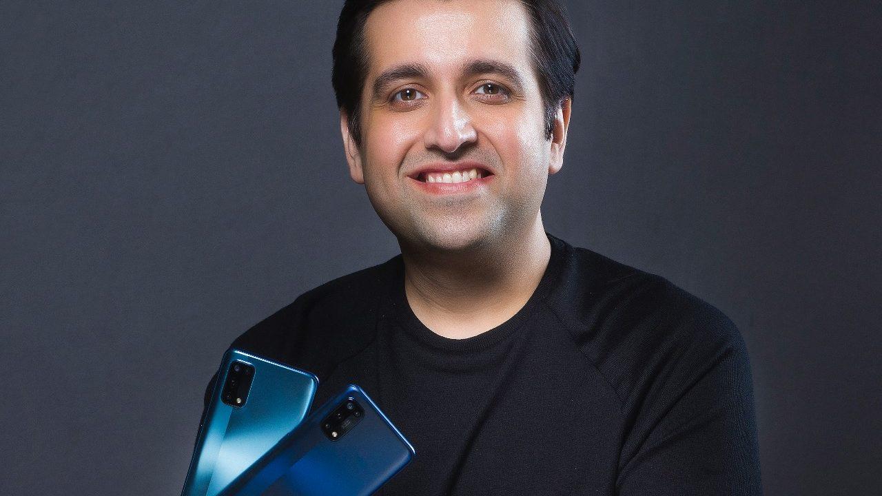 Hay que dejar de comprar smartphones solo por su logo: CEO de Realme