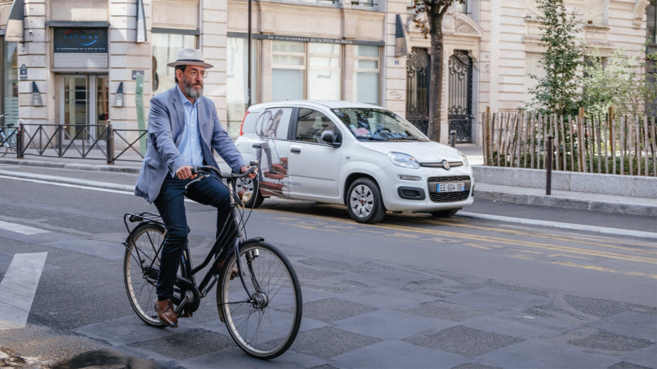 París invertirá 250 mde para impulsar el uso de bicicletas