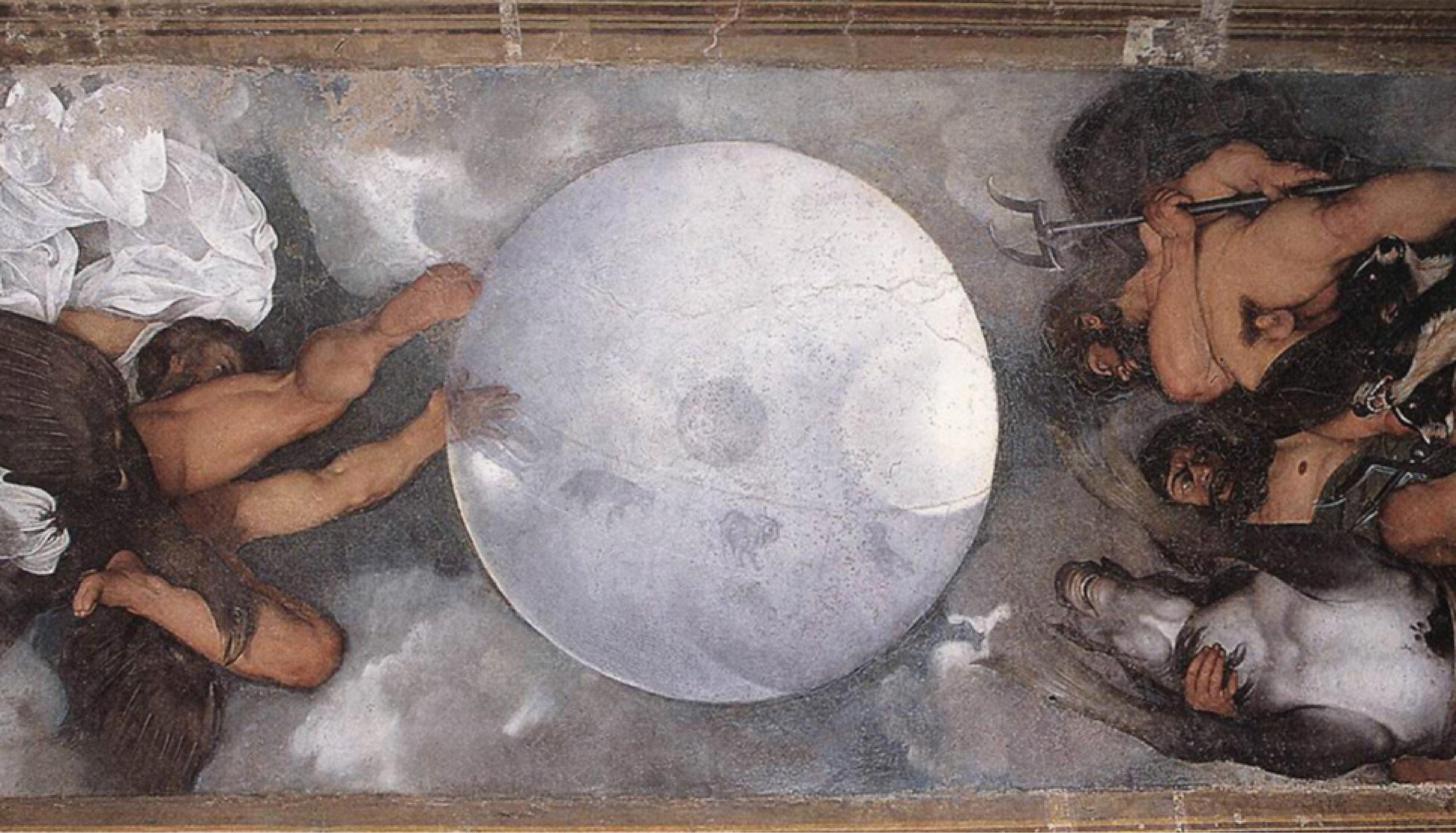 Casa con el único mural de Caravaggio, a la venta en Roma por 471 mde