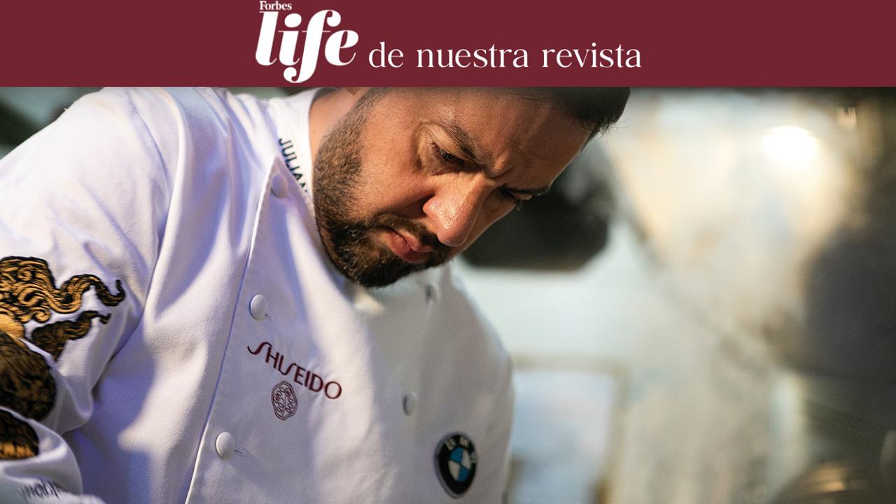 Chef Julián Mármol
