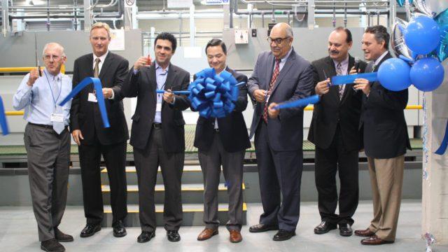 Foto: Inauguración de la planta de Barry Avenue Plating en Tijuana, B.C.