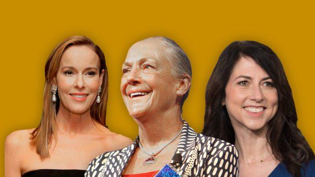 Las 10 principales multimillonarias de Estados Unidos