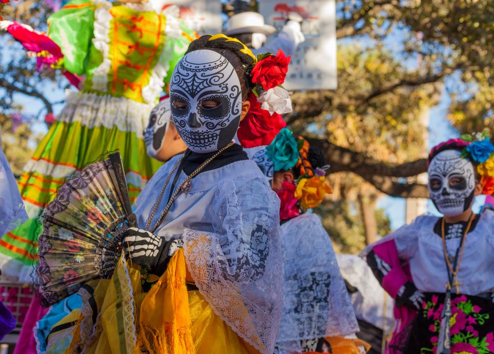 Los mejores lugares de México para celebrar el Día de muertos