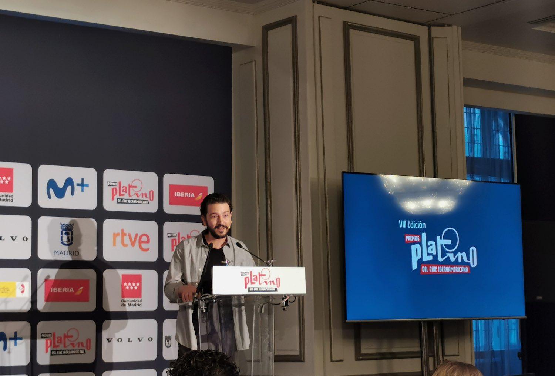 """""""El público está listo para que lo retes con tu contenido"""": Diego Luna"""