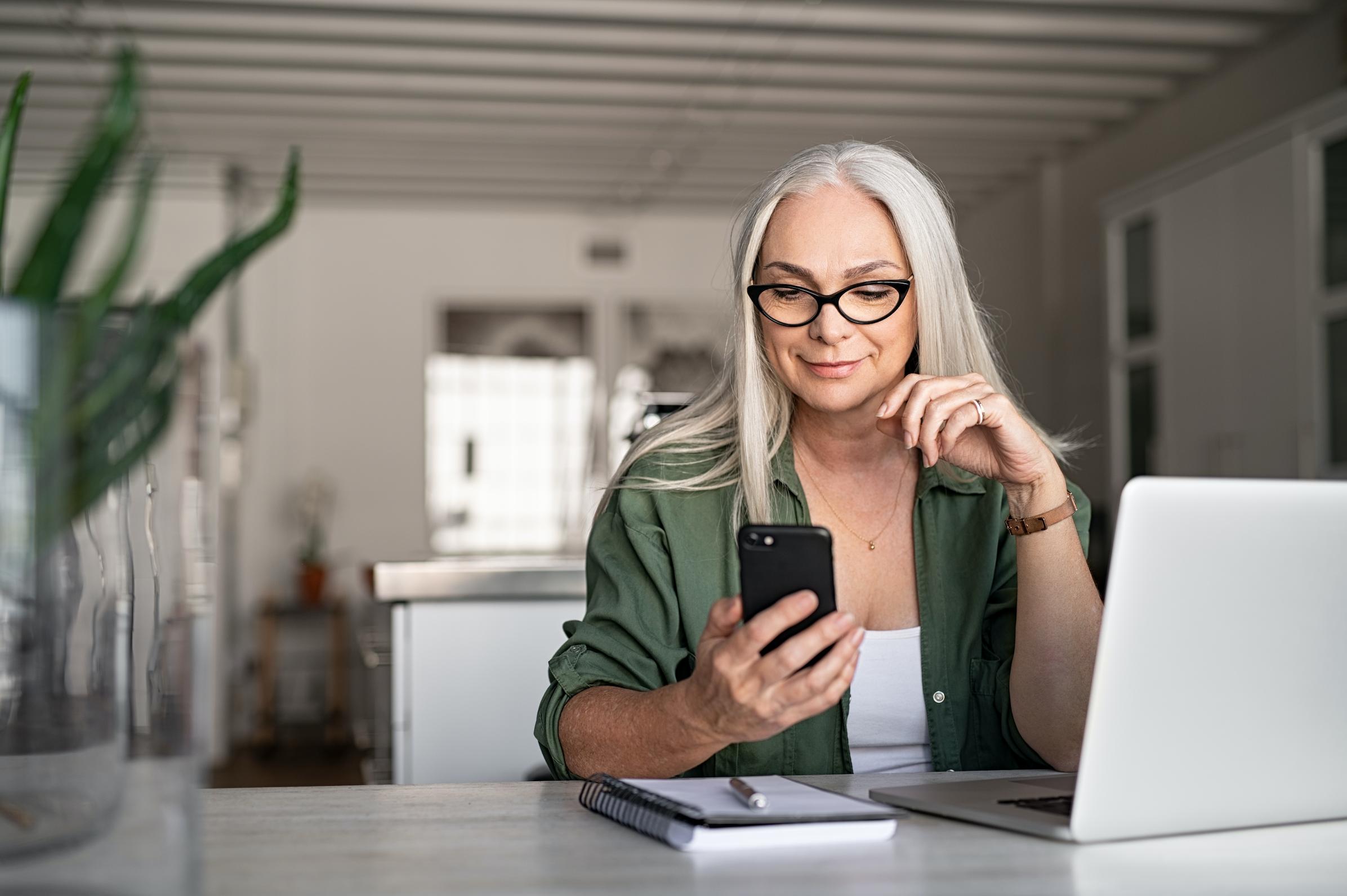 La banca digital es lo de hoy. Confía en su seguridad