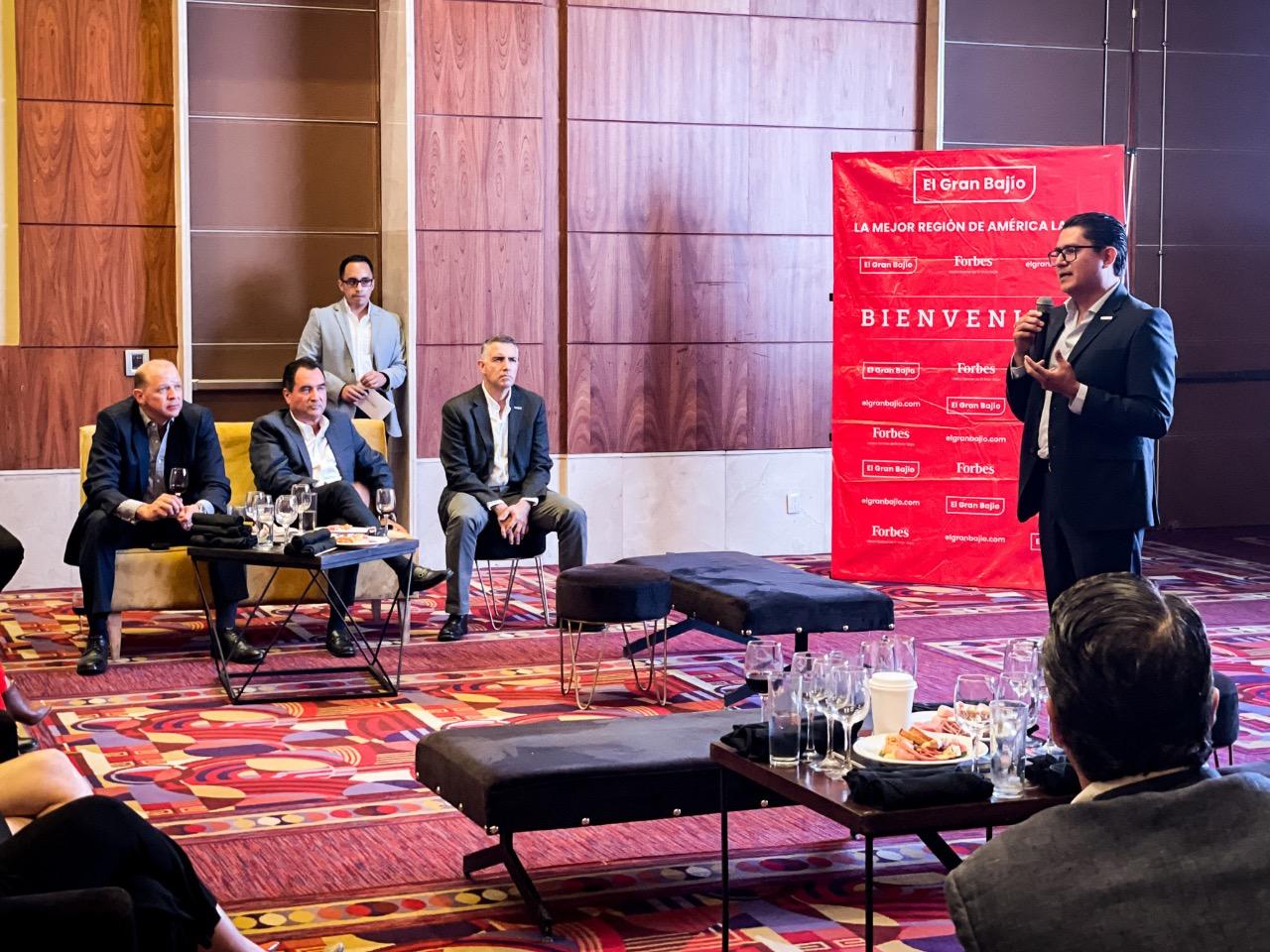 Enlace Forbes llega a Aguascalientes de la mano de El Gran Bajío y HSBC