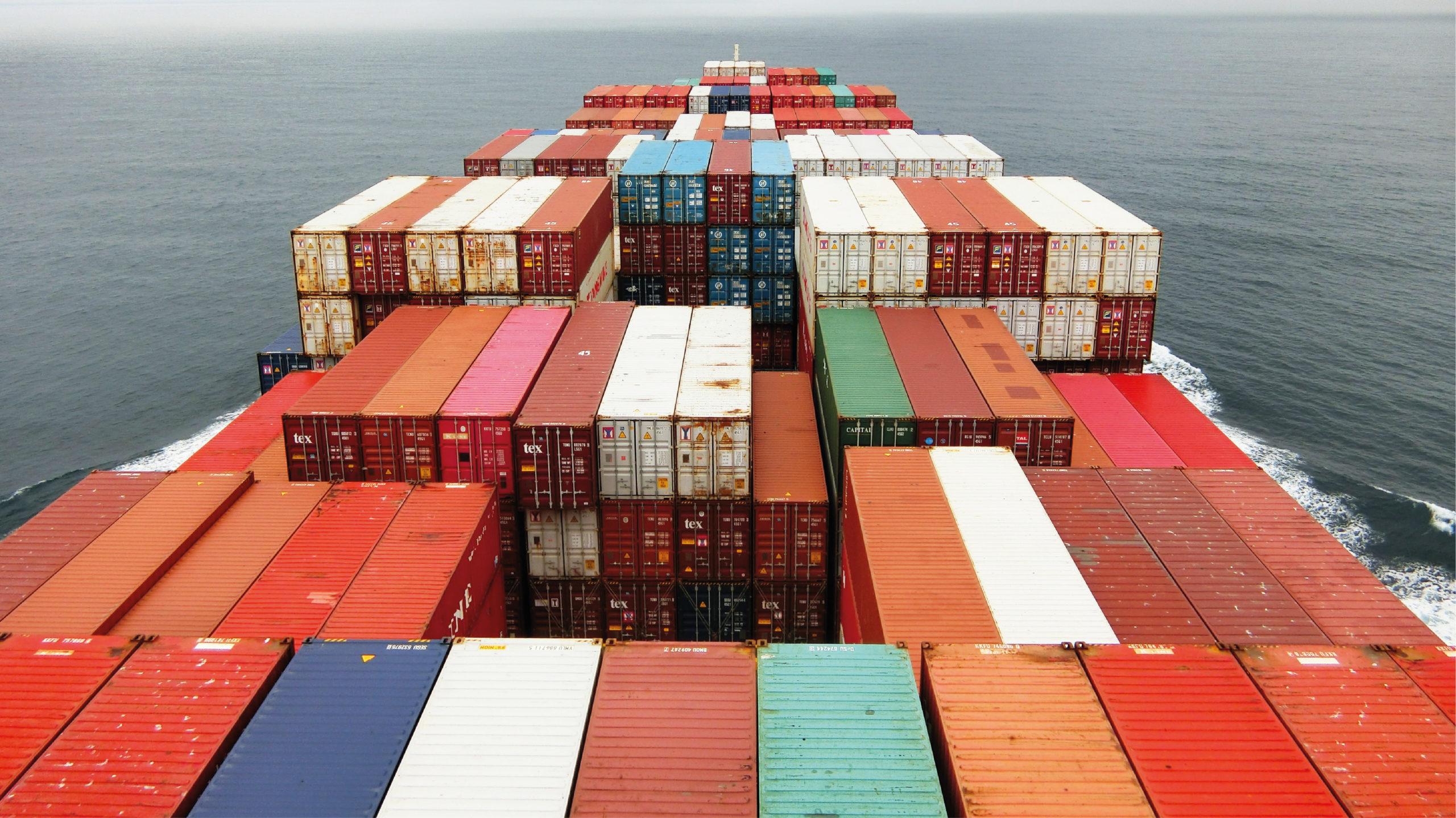 México registra déficit comercial de 2,398 mdd en septiembre