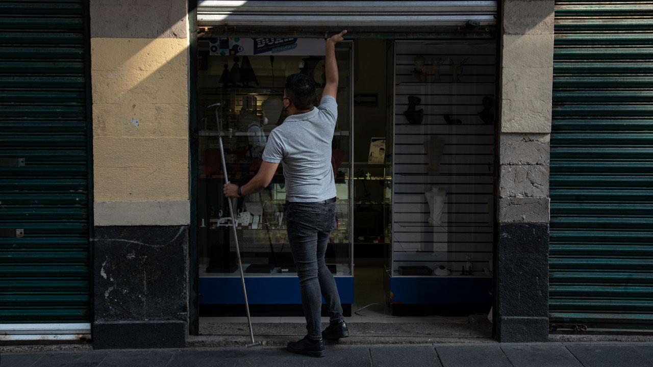 Fotogalería: Economía de México, a punto de llegar a niveles prepandemia