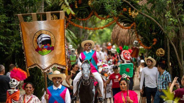Festival de Tradiciones de Vida y Muerte