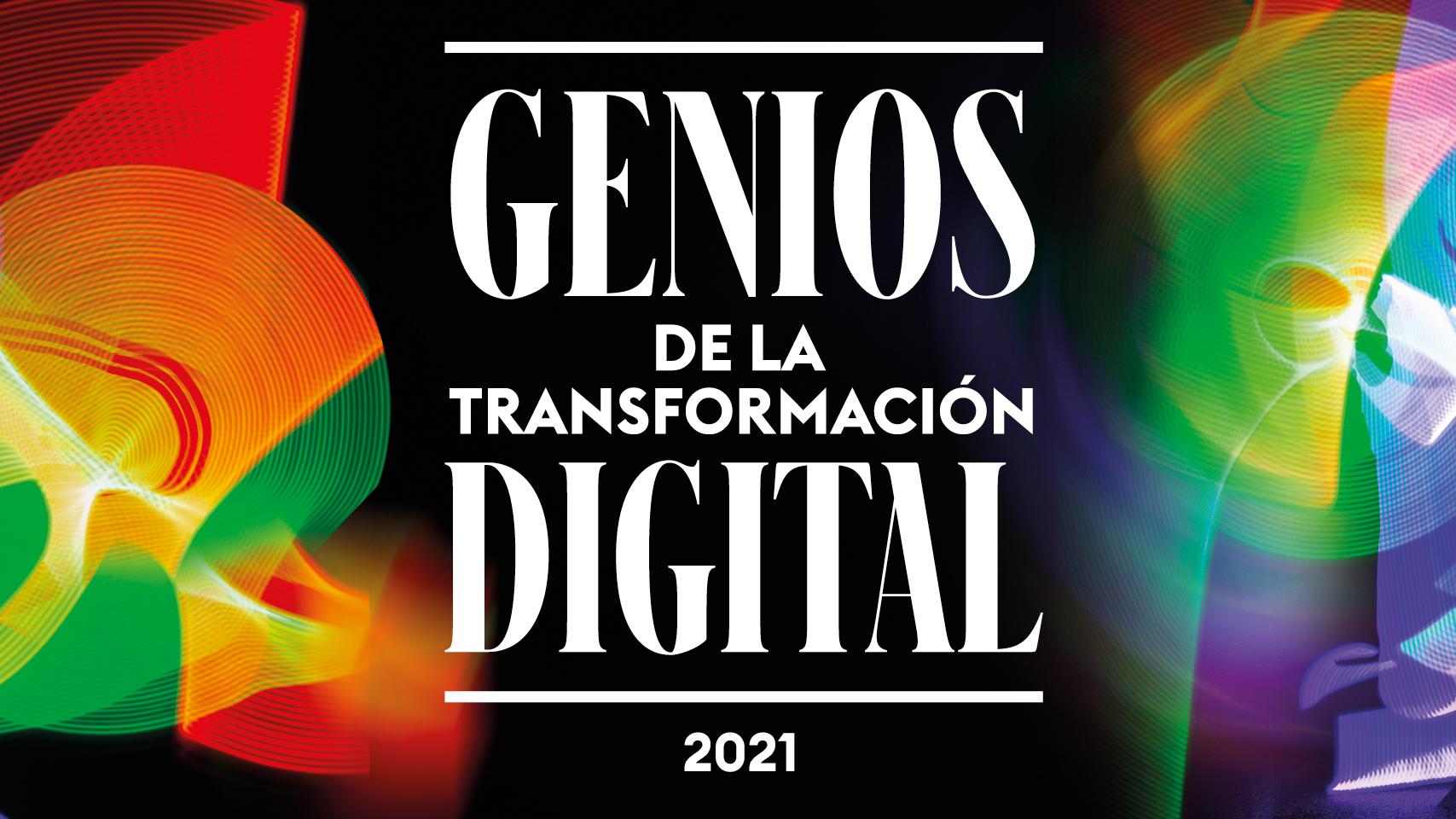 Genios de la transformación digital 2021