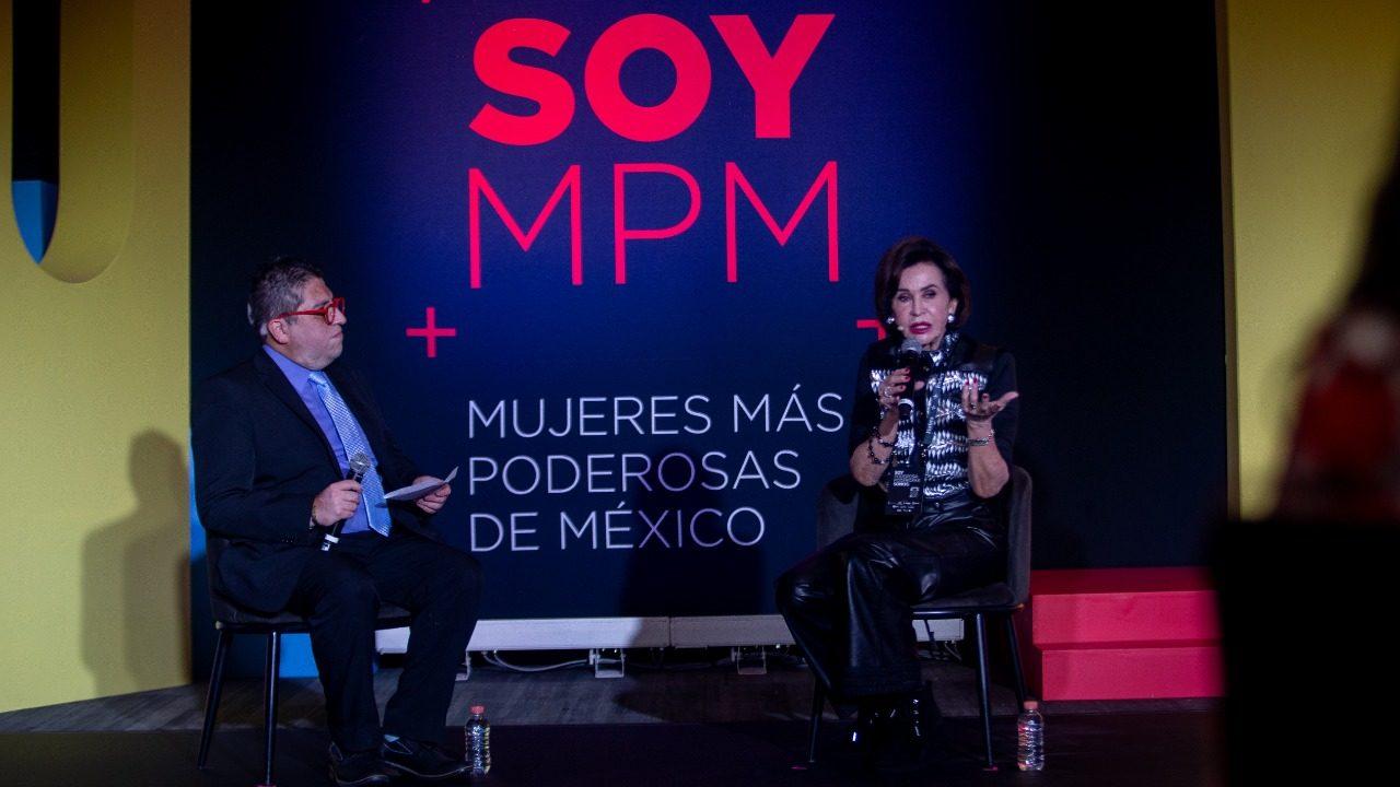 Pepita Serrano, una vida de filantropía: quiero unir a las mujeres, no importa cuál sea su lucha