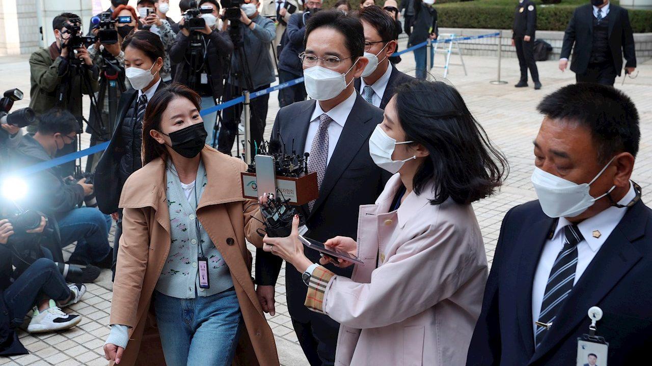Jefe de Samsung es multado con 60,000 dólares por consumo de drogas