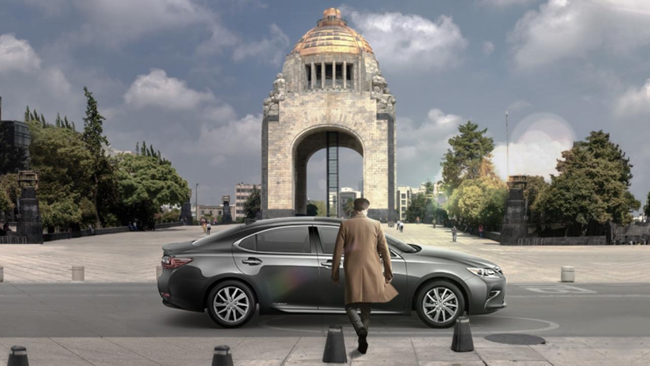 Lexus autos de lujo