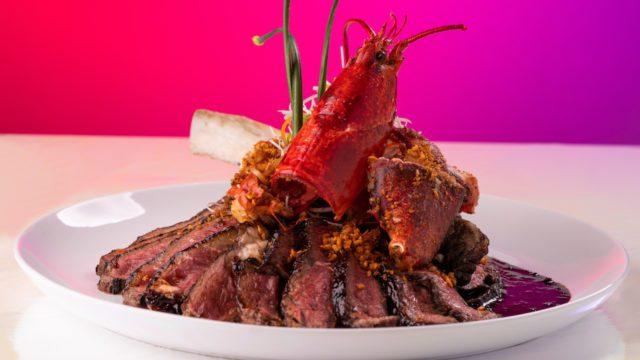 Seafood Ling Ling México City