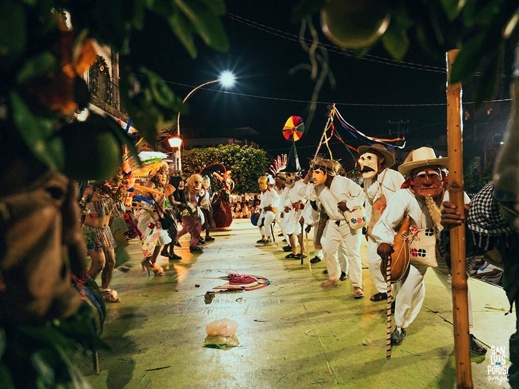 Actividades del día de muertos: San Luis Potosí se prepara para Xantolo