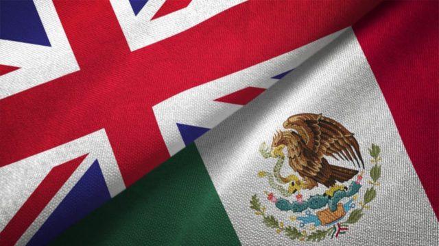 Reino Unido- México- intercambio comercial