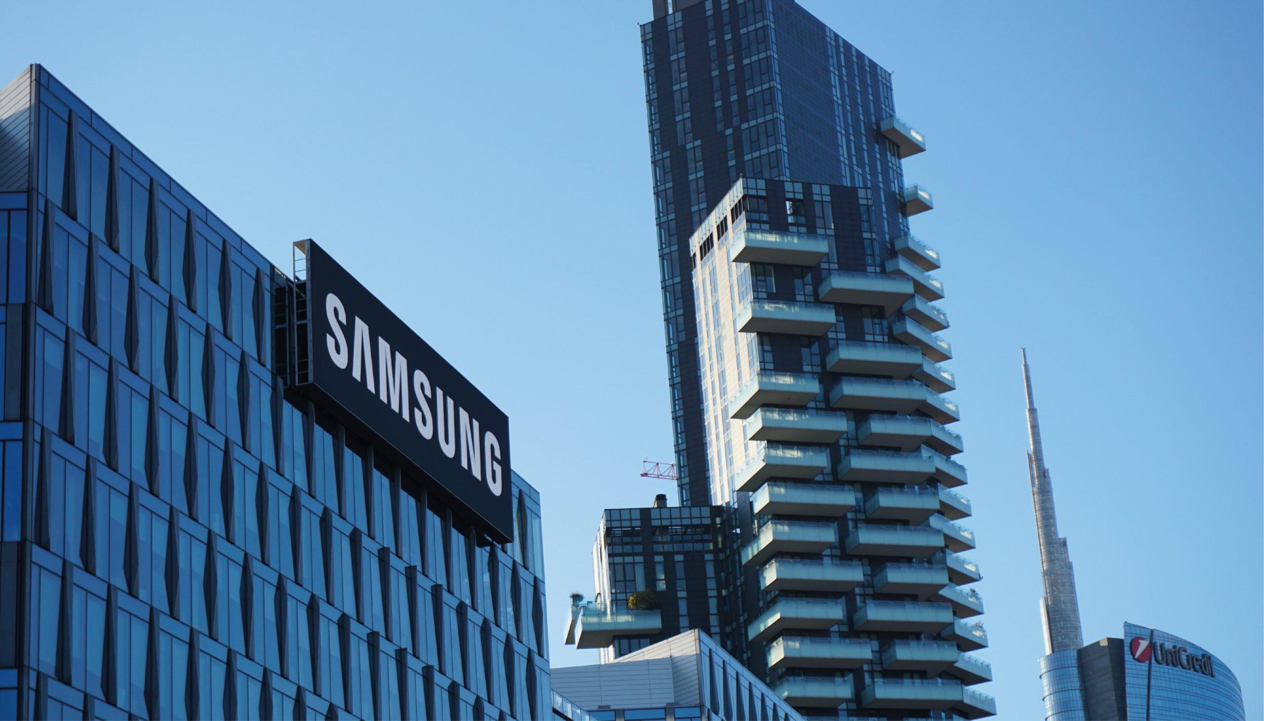 Samsung gana 31.3% más en el tercer trimestre del año