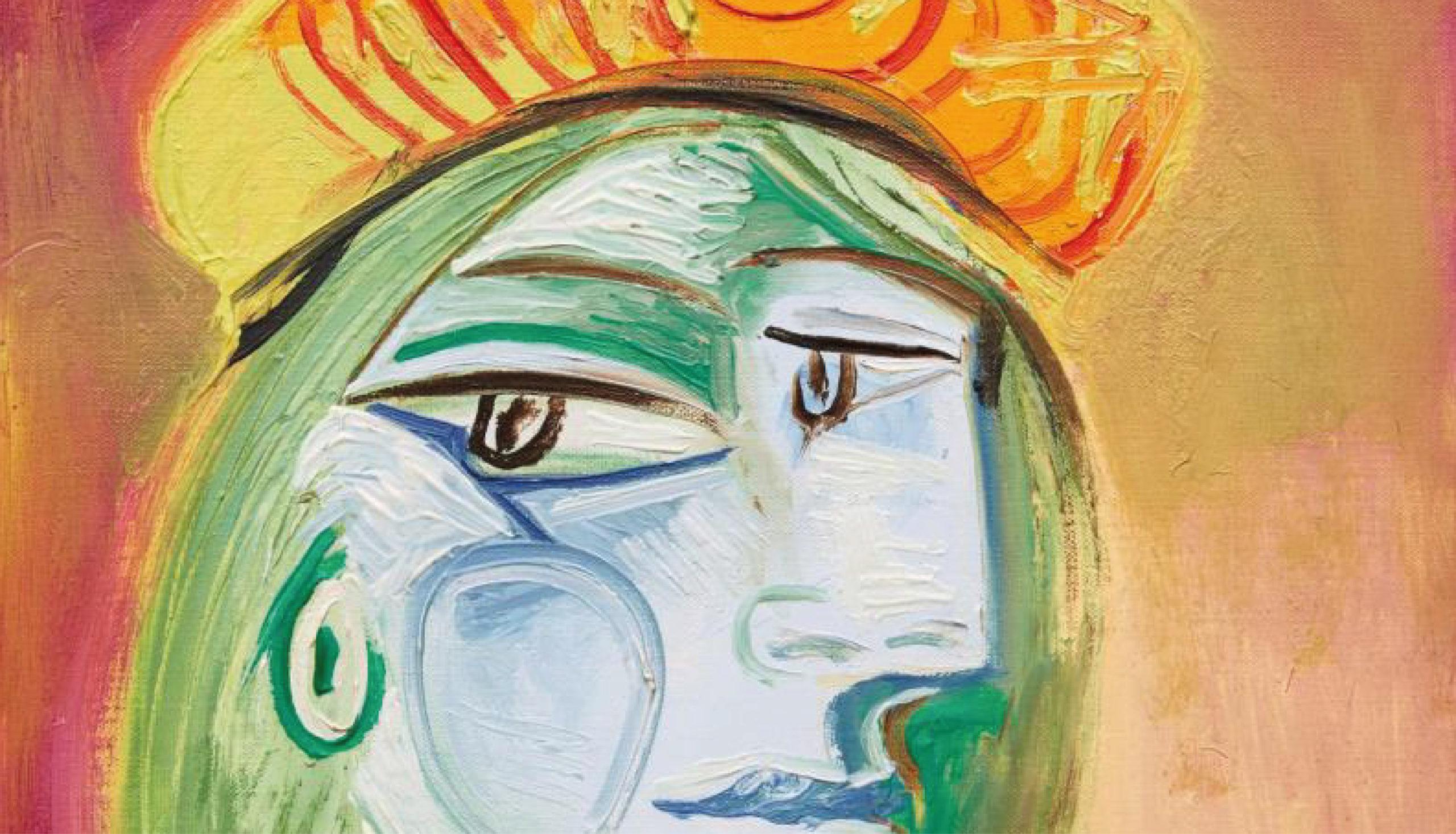 Subastan 11 obras de Picasso en Las Vegas: recaudaron 109 mdd