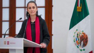 Reconozco a la UNAM, pero también tengo mis propias críticas, dice Sheinbaum