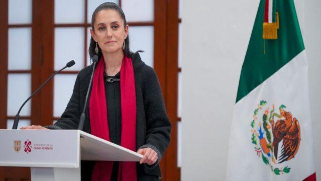 Sheinbaum ve bien que aspirante presidencial de Morena en 2024 se elija por encuesta