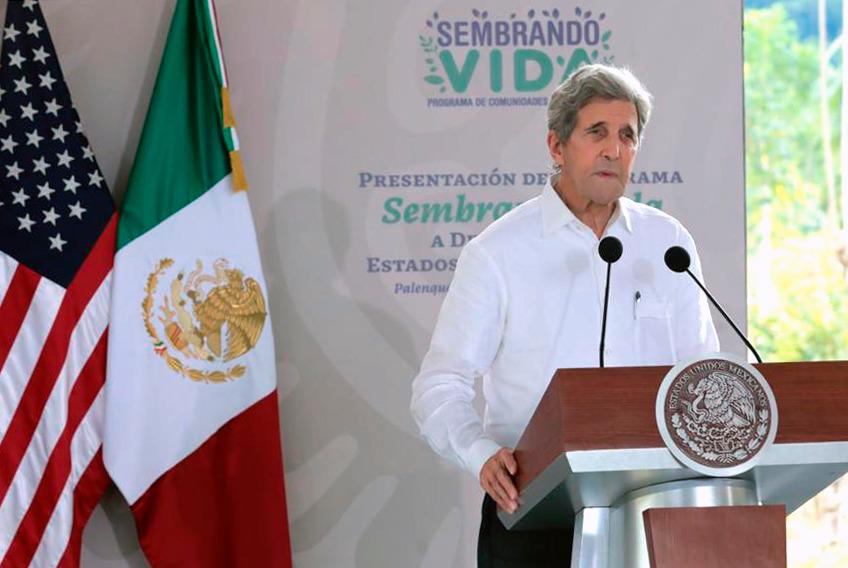 Podemos ser socios de México en programas para Centroamérica: Kerry