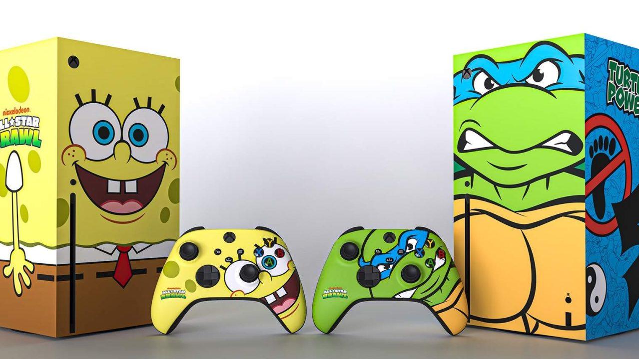 Xbox Nickelodeon