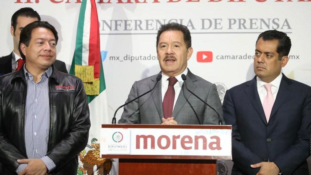 Morena, dispuesta a modificar reforma eléctrica, pero con condiciones