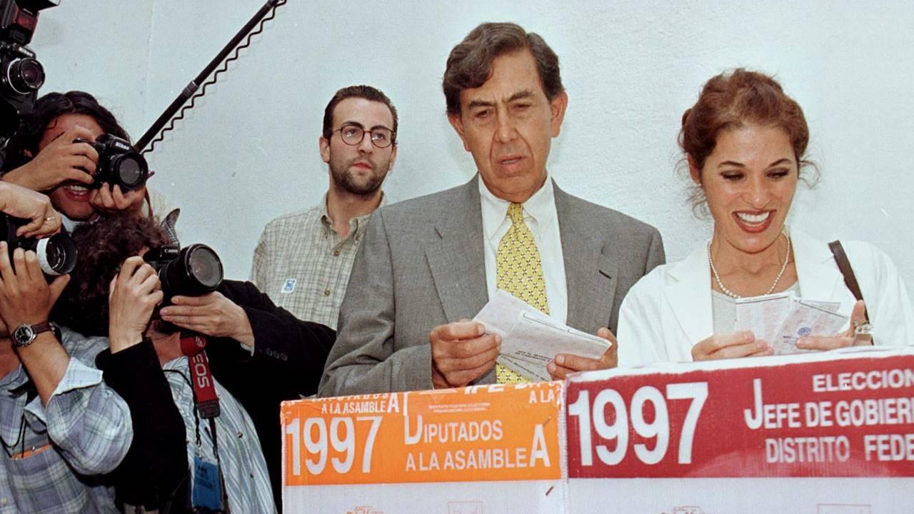 Celeste Batel, esposa de Cuauhtémoc Cárdenas, falleció; políticos honran su compromiso social