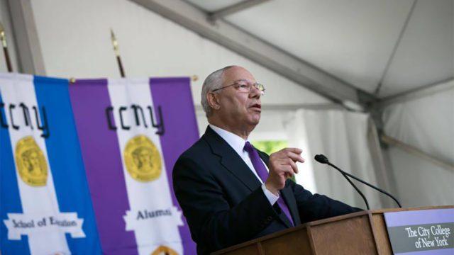 Colin Powell, exsecretario de Estado de EU, muere por complicaciones de Covid-19
