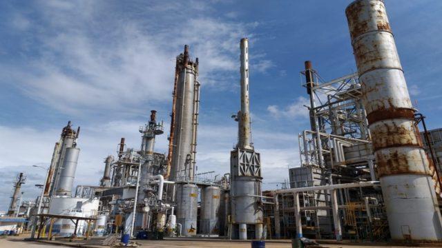 complejo petroquímico pemex-industria química