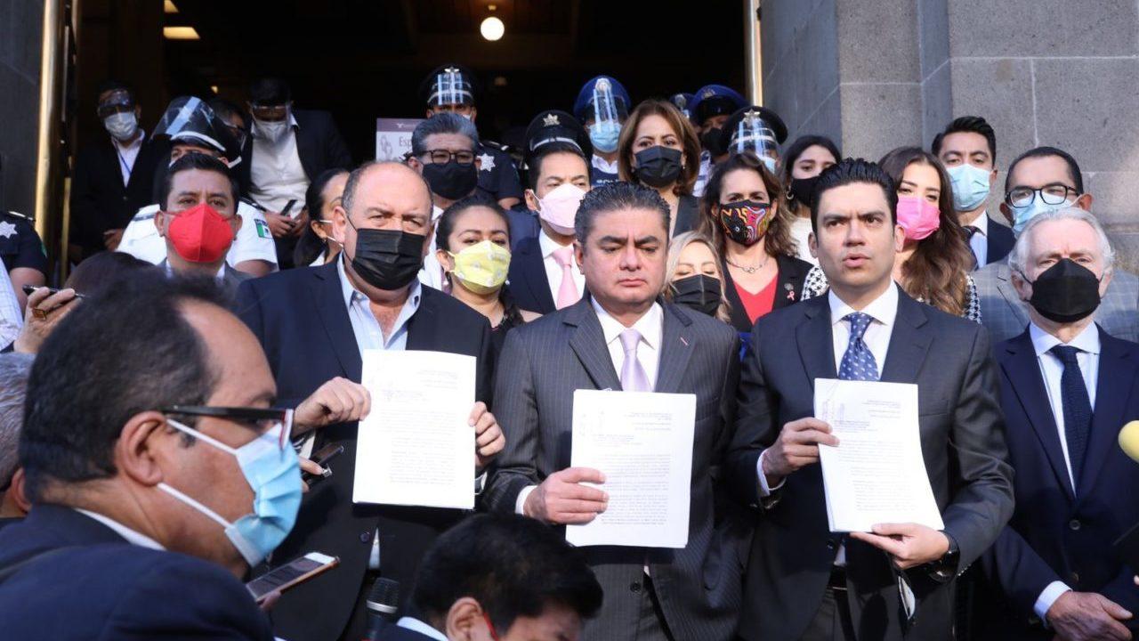 Va por México impugna ante SCJN la Ley de Revocación de Mandato