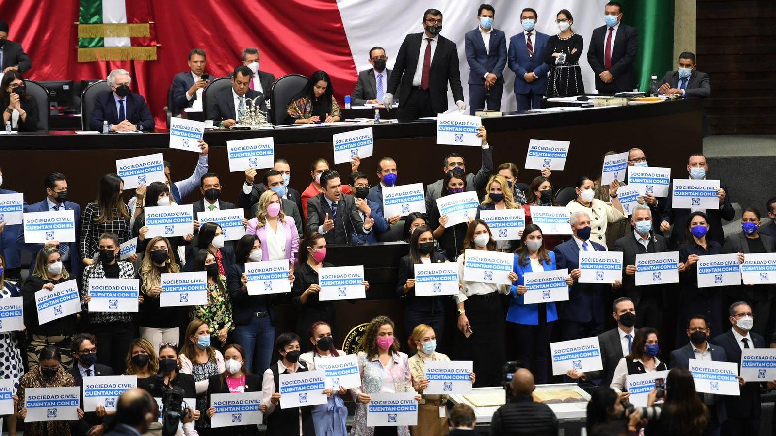 Diputados se enfrentan por Miscelánea Fiscal 2022