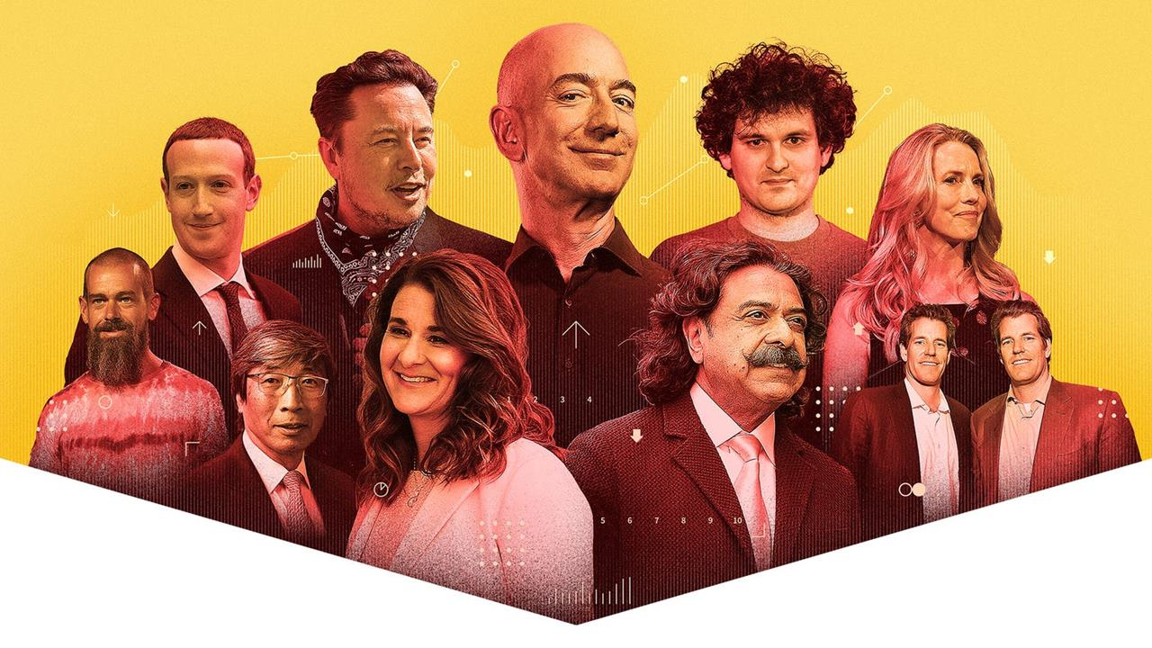 Forbes 400: Estas son las 20 personas más ricas de Estados Unidos en 2021