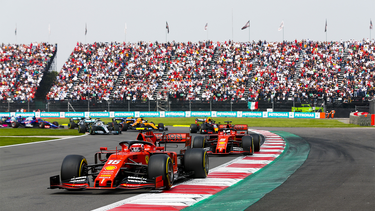 CDMX pasa a semáforo verde; GP de México de F1 no tendría restricción de aforo