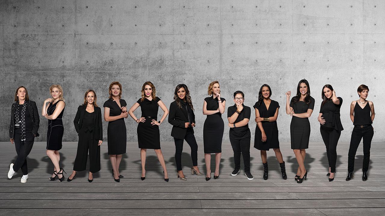 Buscan mayor voz femenina en medios de comunicación