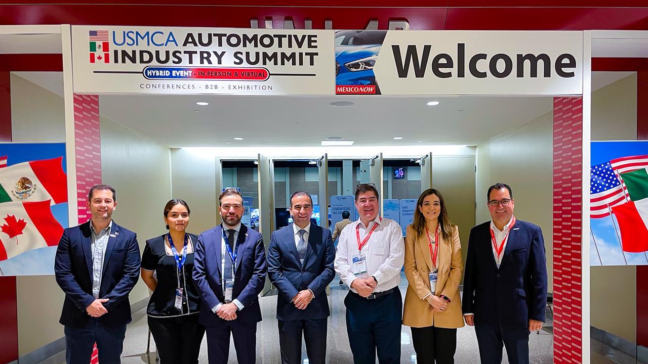 El Gran Bajío, Invest Monterrey y Chihuahua Global promocionan la industria automotriz de México en EU