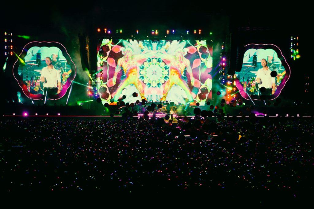 Coldplay gira sostenible