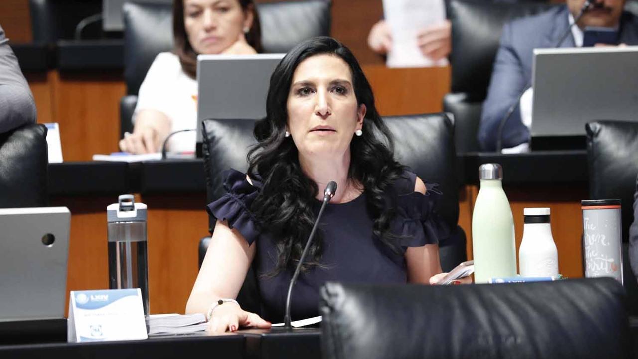 'No le saque', dice el PAN a AMLO por no querer ir al Senado